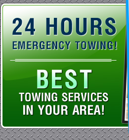 Towing North Miami 24/7 emergency service